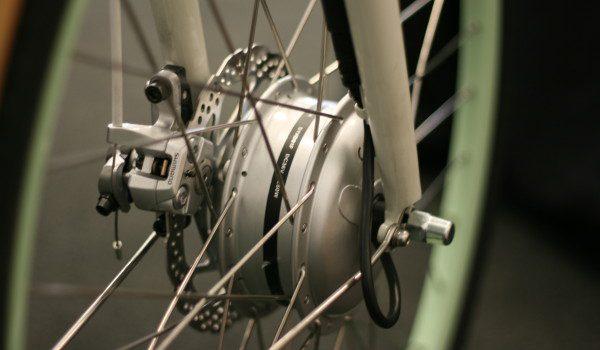 e-bike hub