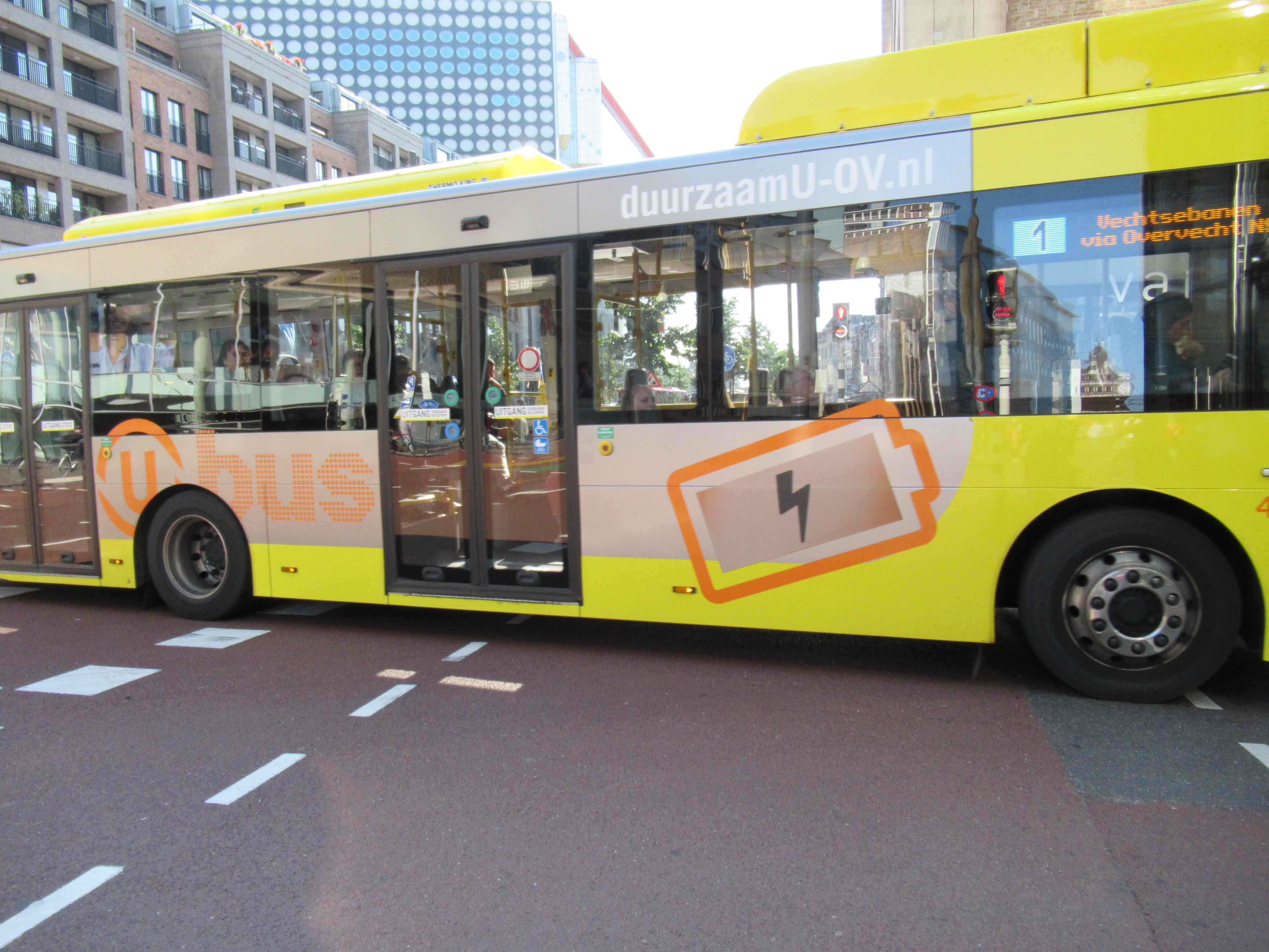 Electric bus LR