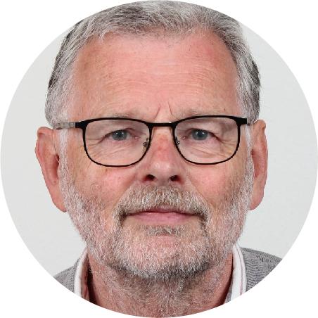 Emeritus Professor Fred Wegman